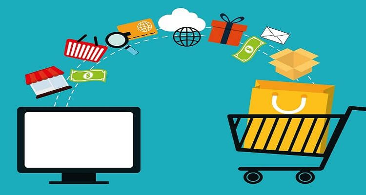 Top ten e-commerce sites within the world supported guests