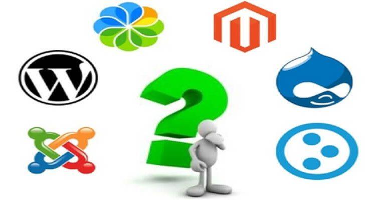 WordPress, Drupal, Joomla - the best CMS to create money