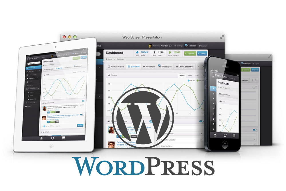 diseno web wordpress