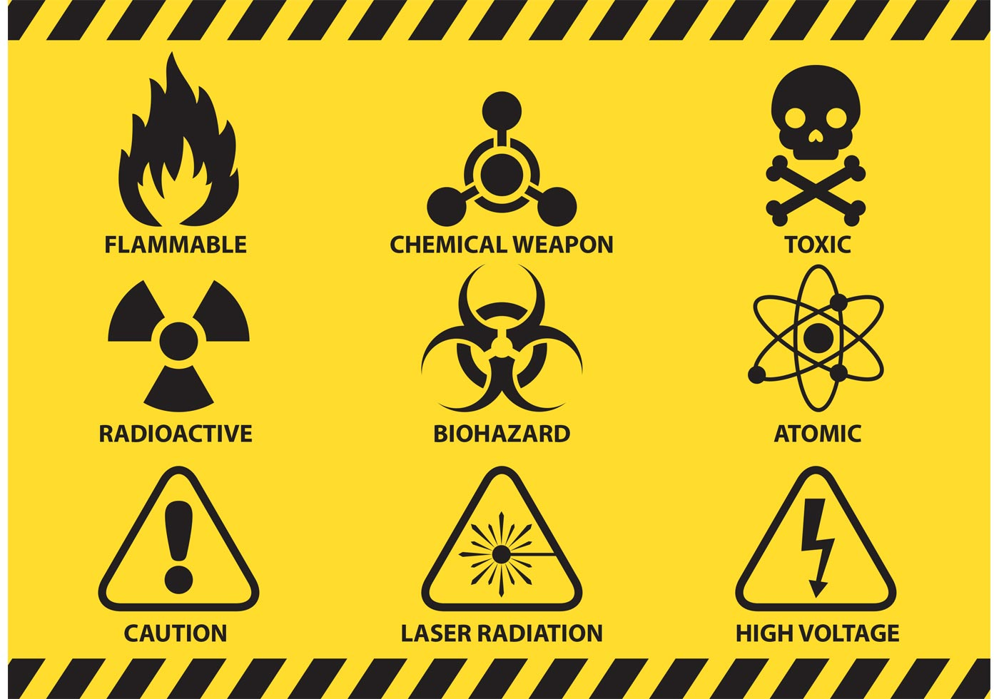prevention-and-caution-vector-signs