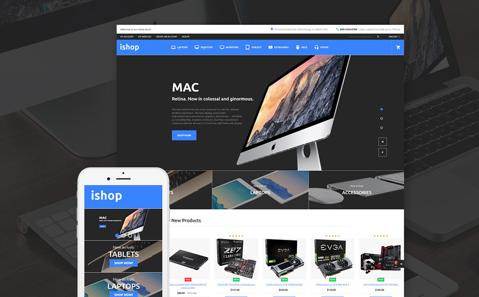 47 Best Premium E-commerce Magento Themes 2019