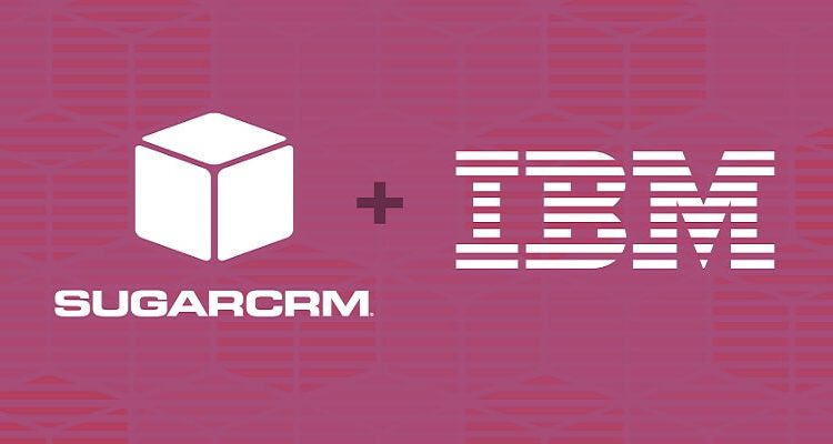 IBM steps up cloud deals with VMware, SugarCRM