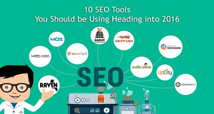 Top 10 SEO Tools For Boost Traffic on website