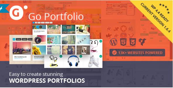 go portfolio