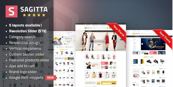 sagita Best Magento Themes wpshopmart