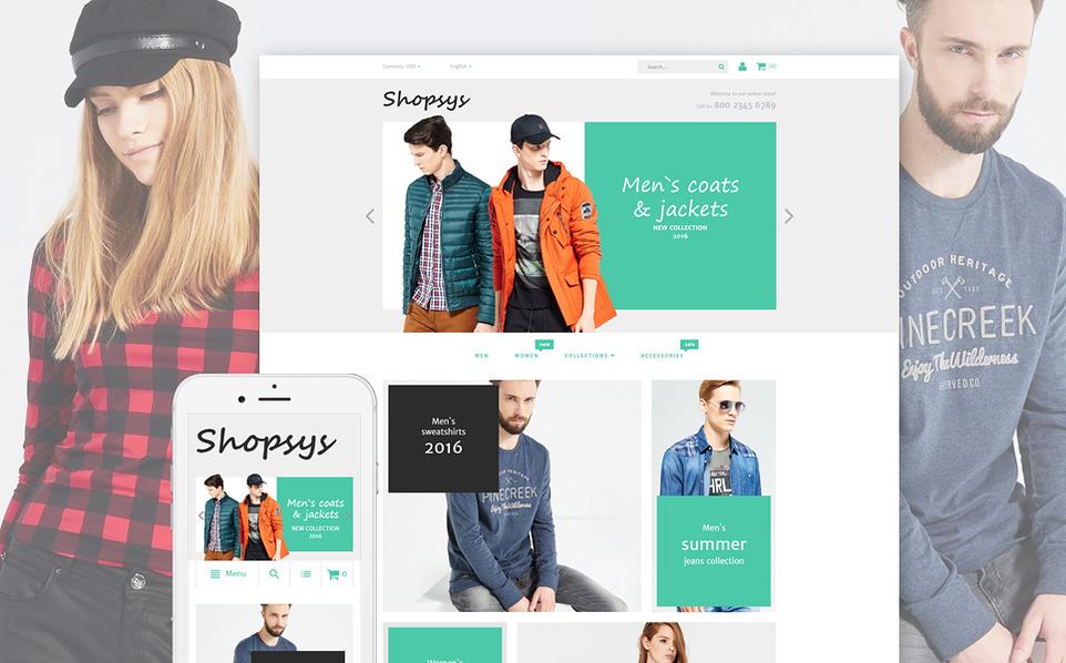shopsys - 47 Best Premium E-commerce Magento Themes 2019