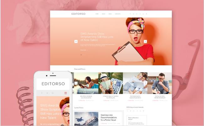 best WordPress Personal Blog Themes