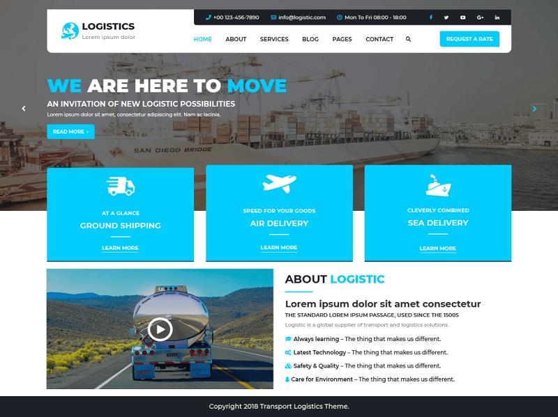 Logistic Transport