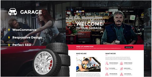 automotive Car Dealer WordPress Themes wpshopmart