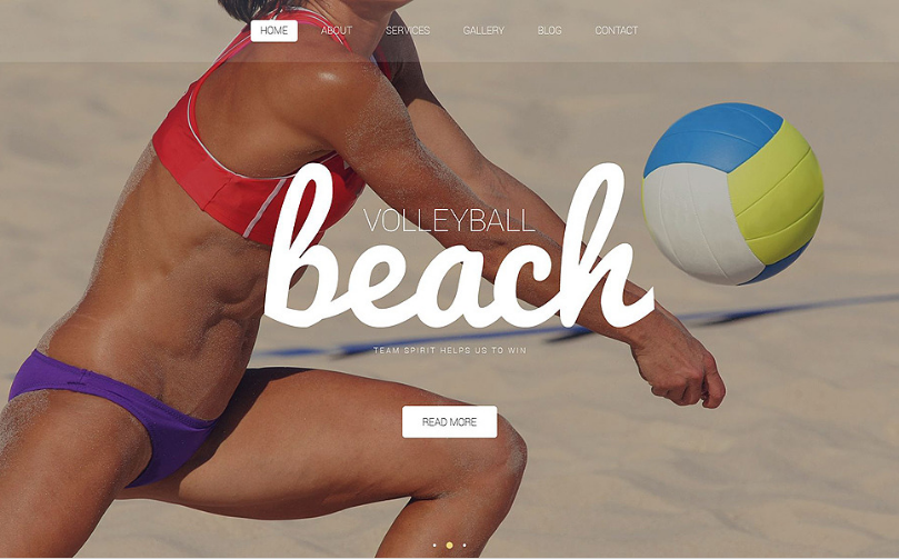 beach volleyball x