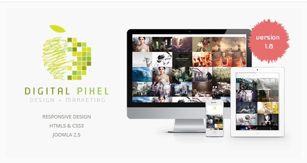 digital pixel