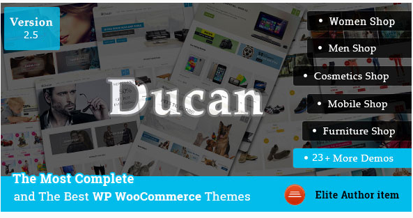 ducan Best Responsive WordPress Affiliate and Coupon Themes