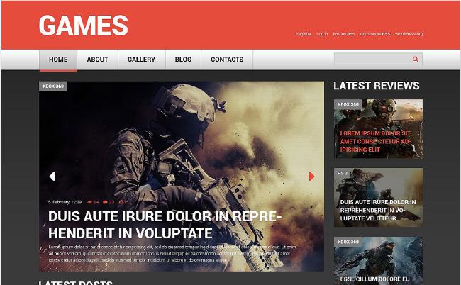 Game Portal: Best WordPress Gaming Themes