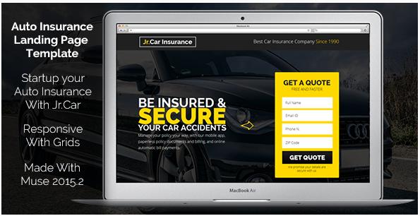 jr auto insurance