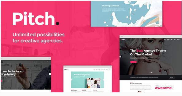 Best WordPress Agency Themes