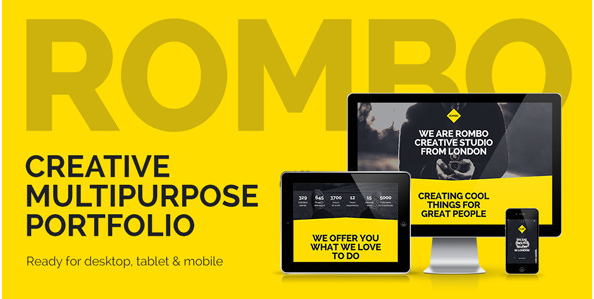 Popular Muse Templates