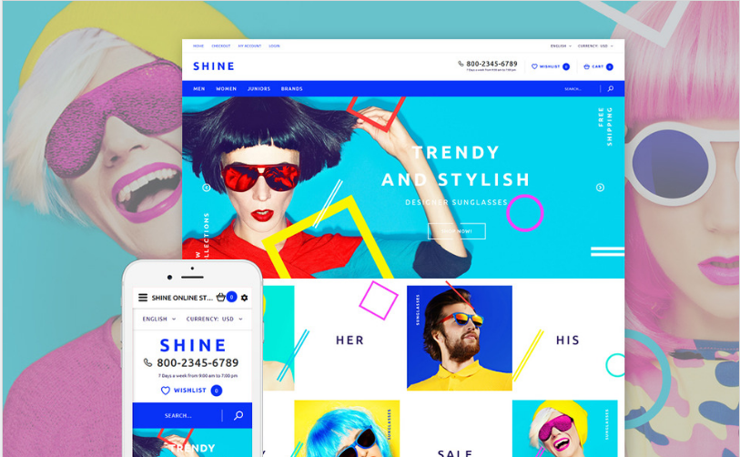Best OpenCart eCommerce Themes