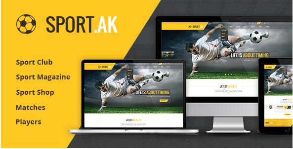 sports Best WordPress Sports Themes wpshopmart
