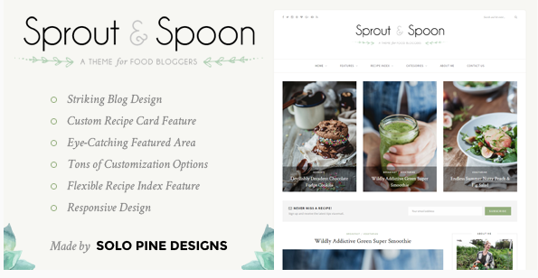 sprout nd spoon