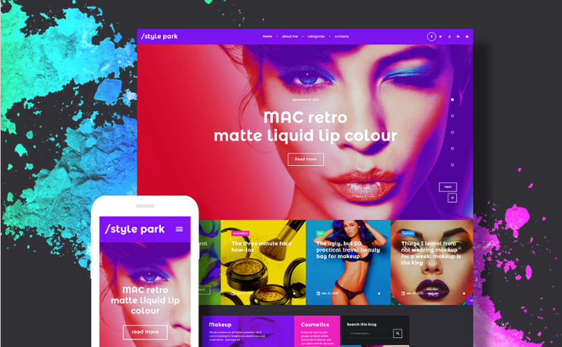Best Bootstrap WordPress Themes wpshopmart