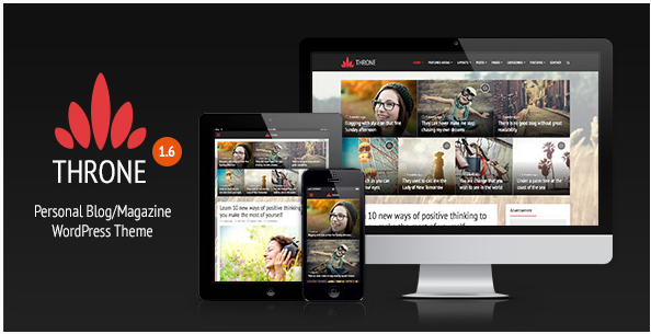 throne Best Responsive WordPress Affiliate and Coupon Themes