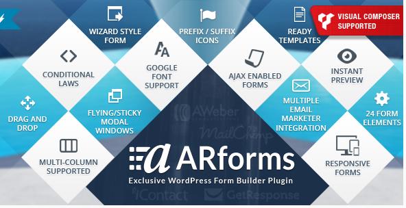AR WordPress Contact Form Plugins wpshopmart