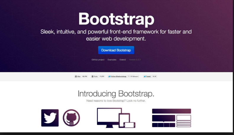 BOOTSTRAP Today we have discuss on CSS Frontend Frameworks The Best 9 for Modern Web Design