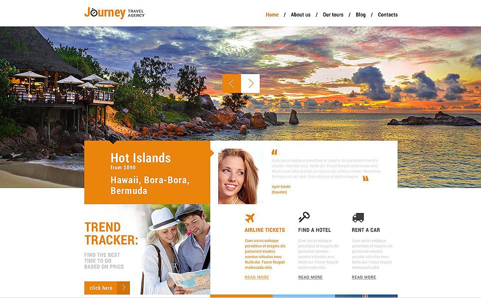 DREAM Travel WordPress Themes