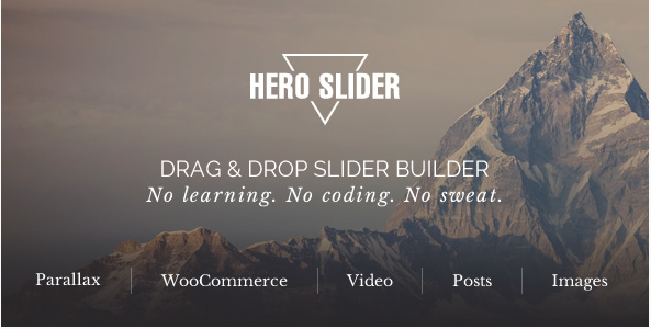 HERO Best Premium WordPress Slider Plugins