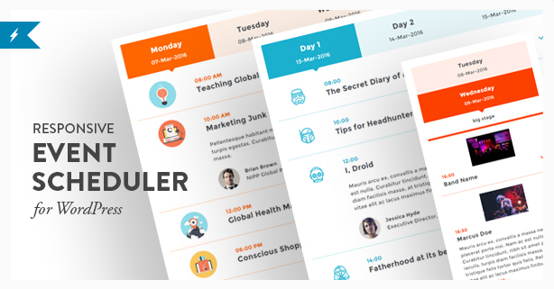 Premium WordPress Event Calendar Plugins