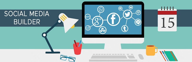 Social Media Builder