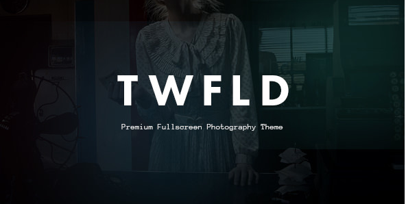 TwoFold Photography - Fullscreen Photography Theme