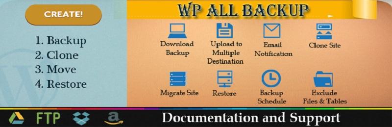 WP All Backup