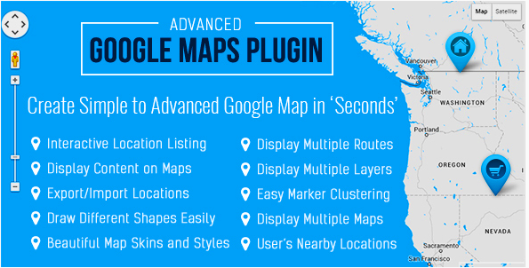 adv est Premium WordPress Google Maps Plugins wpshopmart