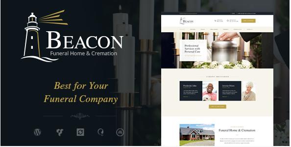 beacon Best Church WordPress Themes
