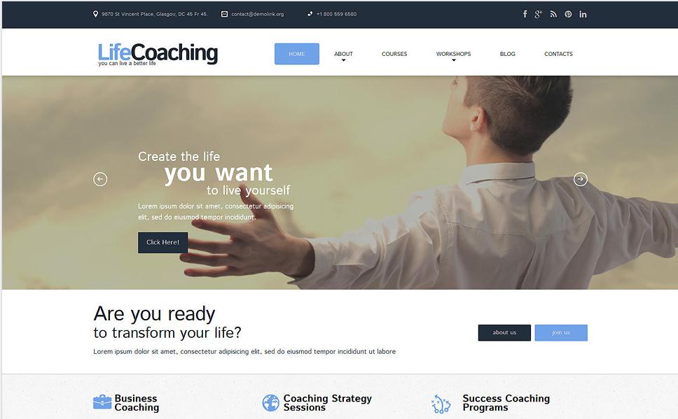 coaching Best WordPress Personal Blog Themes