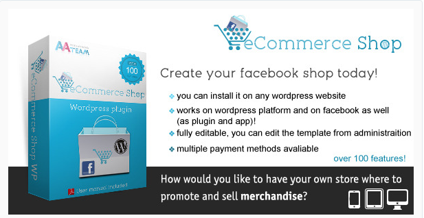 fb Best Premium WordPress eCommerce Plugins wpshopmart