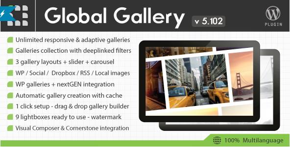 global: Best WordPress Gallery Plugins