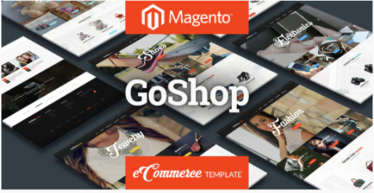 Best New e-commerce Magento Themes