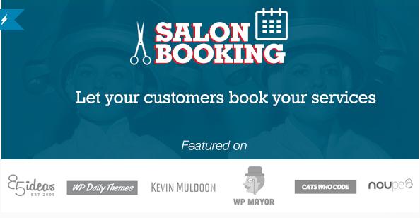 salon Best Premium WordPress Appointment Booking Plugins wpshopmart