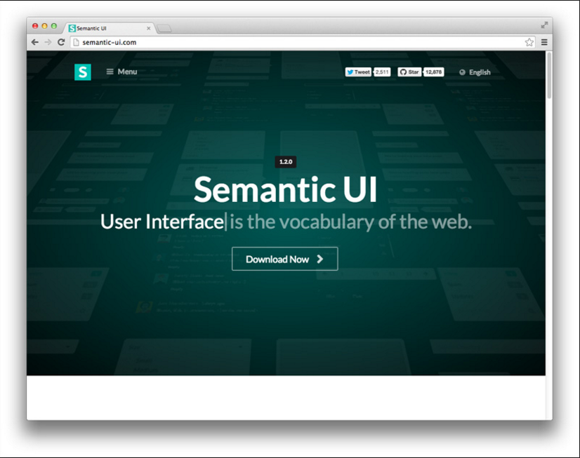 samantic ui
