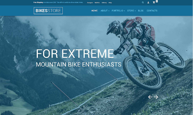 WordPress Cars and Motorcycles Themes