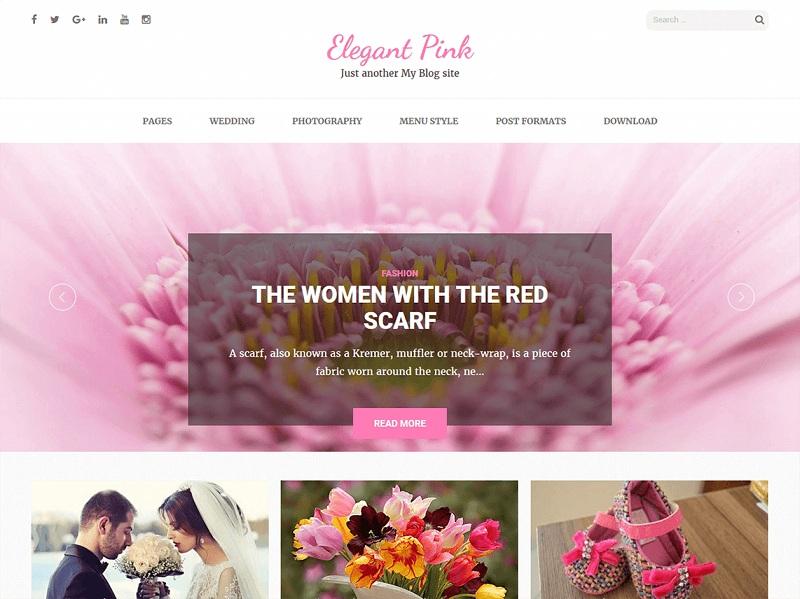 Free Blog WordPress Themes
