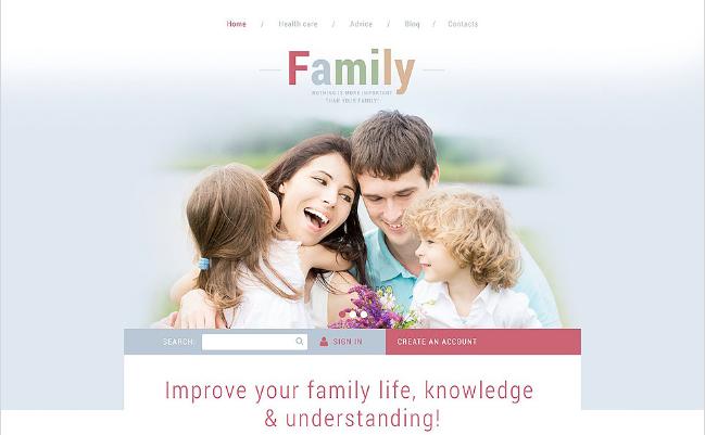 FAMILY JOOMLA