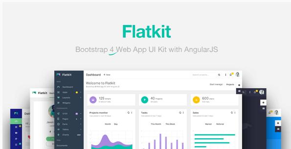Flatkit - App UI Kit
