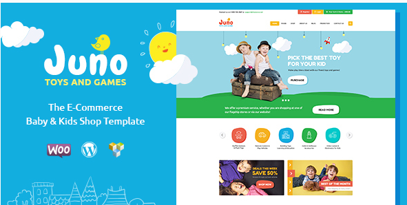 Juno  Kids Toys & Games Store