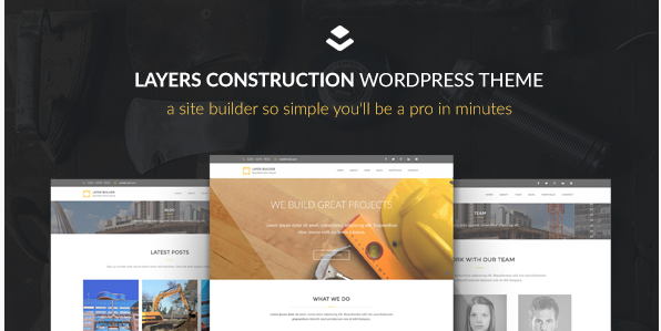 Max Construction - Layers Construction Child Theme