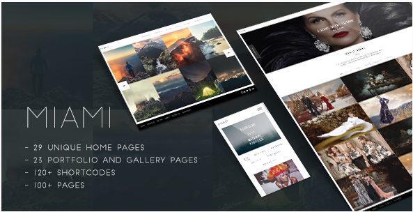 Best Photography Html Templates