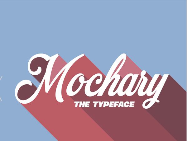 Mochary Bold Font