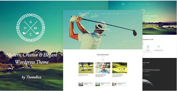 N7  Golf Club, Sports & Events Theme
